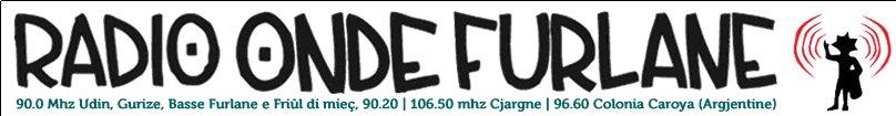 logo di radio onde furlane