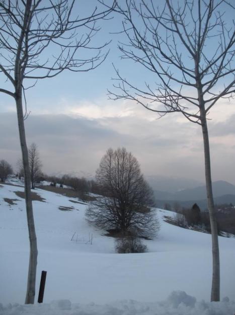 Kamenica a febbraio 2013