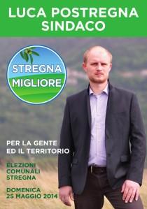 manifesto Stregna Migliore